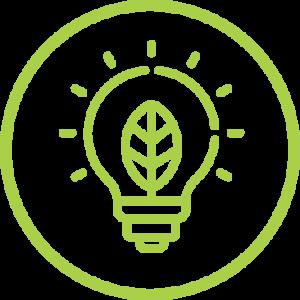 Umweltfreundlich  - Regenerative Energie